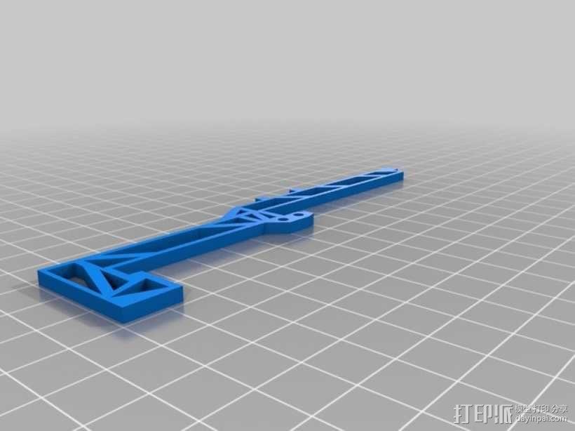 iPad Mini 平板电脑外框 3D模型  图2