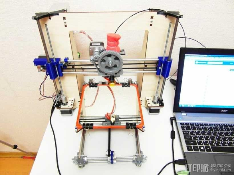 3D打印机配件 3D模型  图1