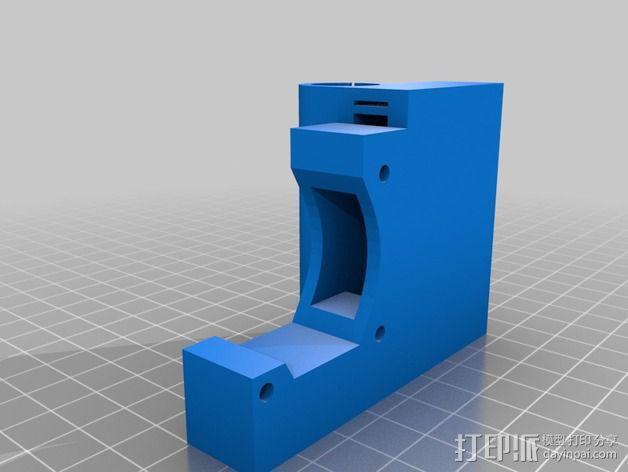 3D打印机配件 3D模型  图3