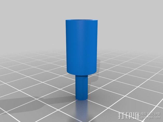 线材过滤器 3D模型  图3