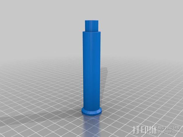 导管  3D模型  图2