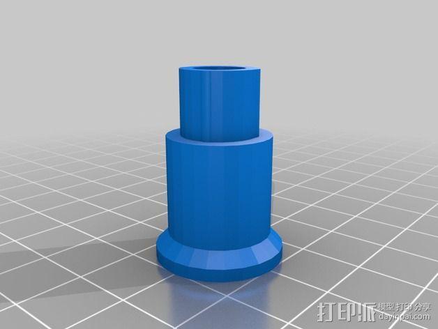 导管  3D模型  图4