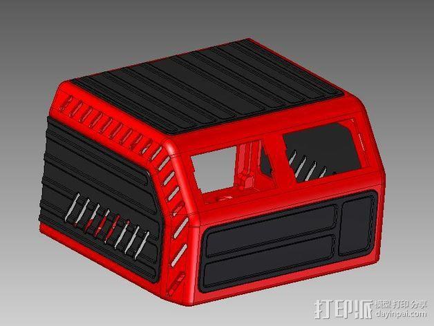 电源保护外盒 3D模型  图8