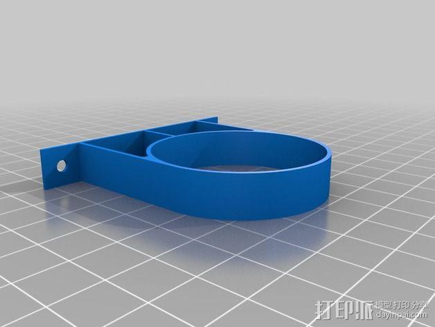 吸尘器配件 3D模型  图4