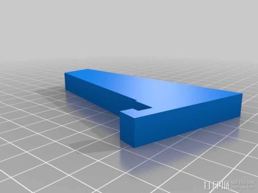 智能控制器外壳 3D模型  图2