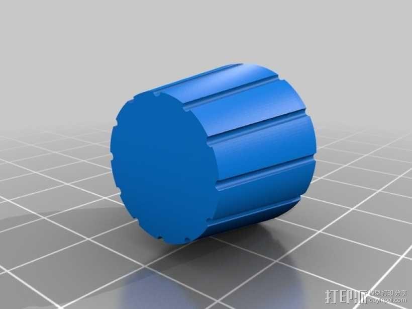 智能控制器外壳 3D模型  图6