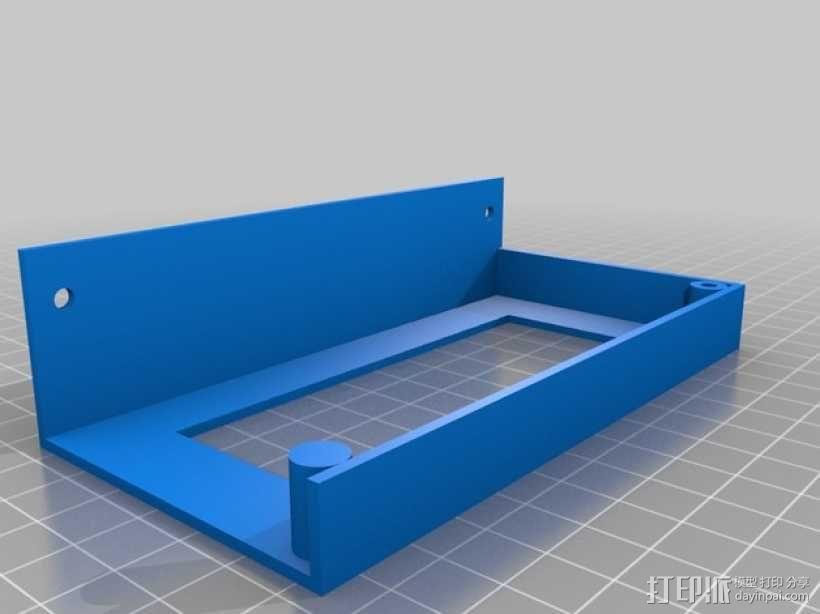 智能控制器外壳 3D模型  图9