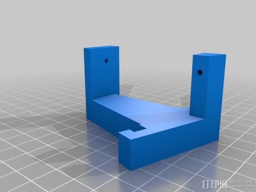 智能控制器外壳 3D模型  图10