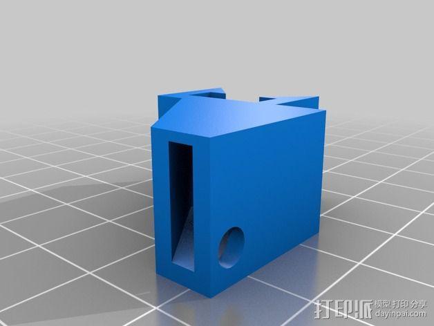 线材润滑器 3D模型  图2