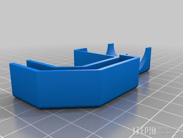 喷头风扇导管 3D模型  图7