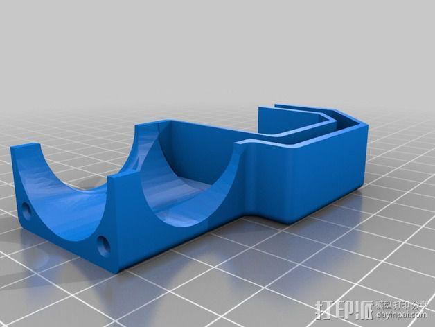 喷头风扇导管 3D模型  图8