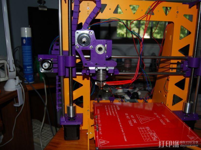 电缆支架 3D模型  图1