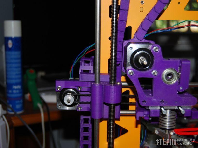 电缆支架 3D模型  图4