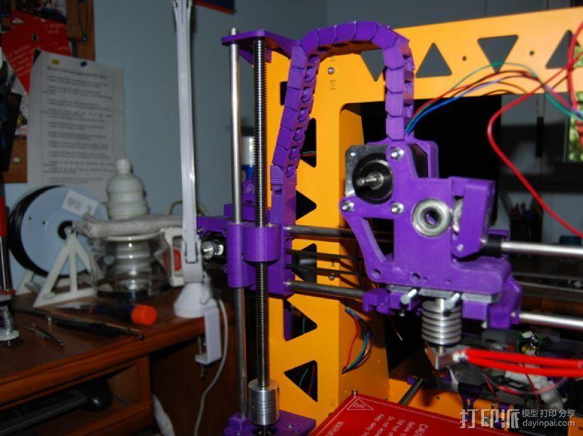 电缆支架 3D模型  图5