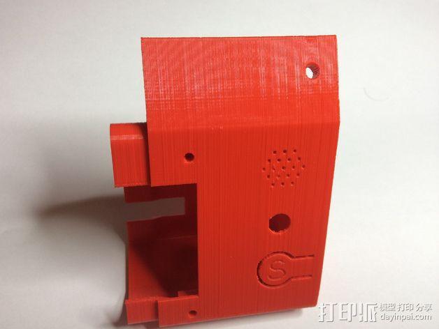 智能控制器外壳 3D模型  图5