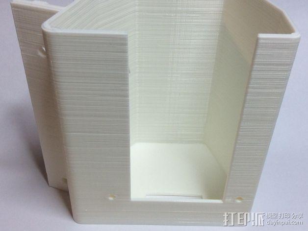 智能控制器外壳 3D模型  图7