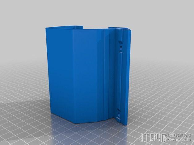 智能控制器外壳 3D模型  图8