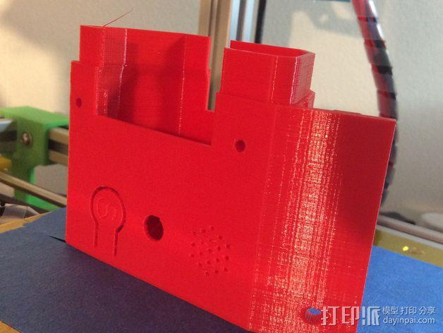 智能控制器外壳 3D模型  图12