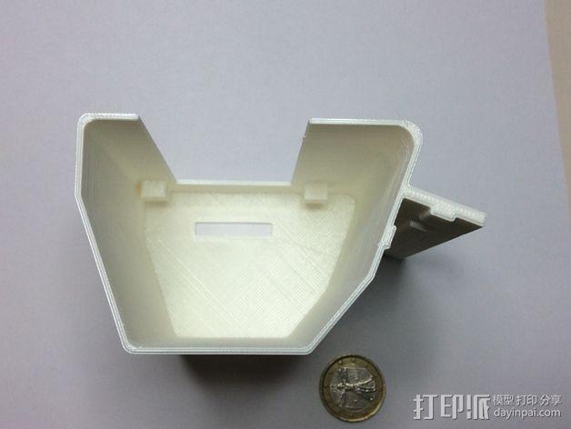 智能控制器外壳 3D模型  图11
