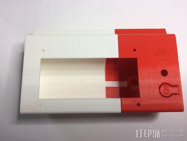 智能控制器外壳 3D模型  图14