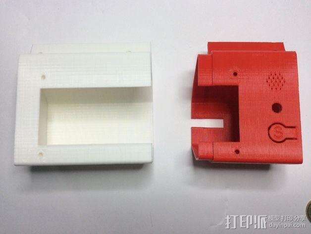 智能控制器外壳 3D模型  图15