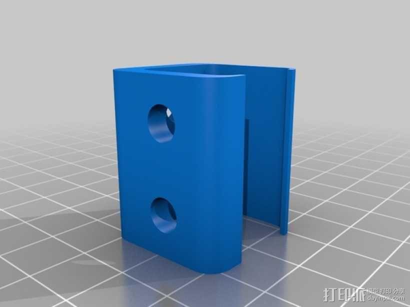 磁铁工具架 3D模型  图3