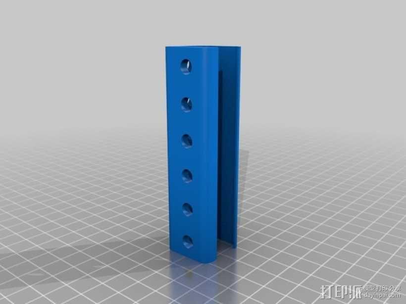 磁铁工具架 3D模型  图5