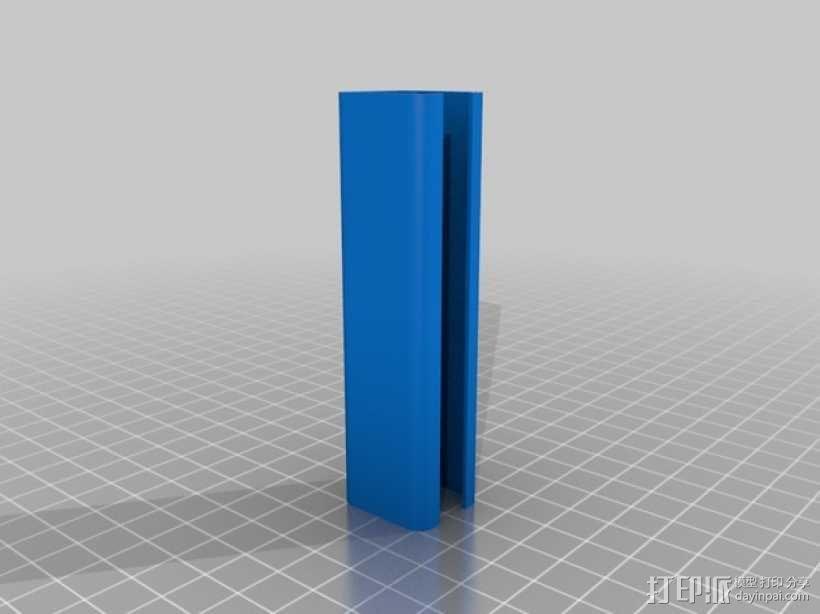 磁铁工具架 3D模型  图4