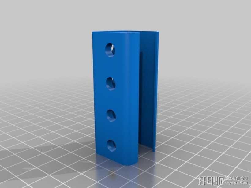 磁铁工具架 3D模型  图6