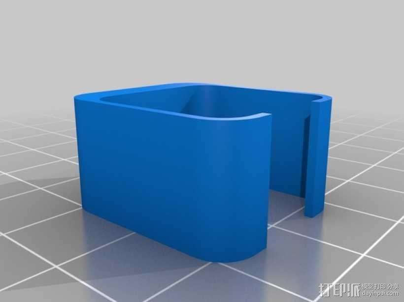 磁铁工具架 3D模型  图9