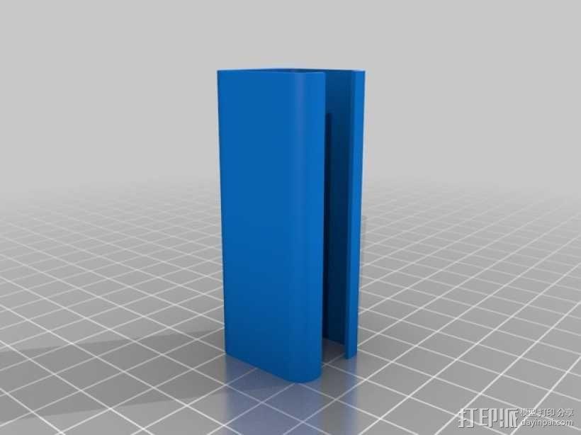 磁铁工具架 3D模型  图10