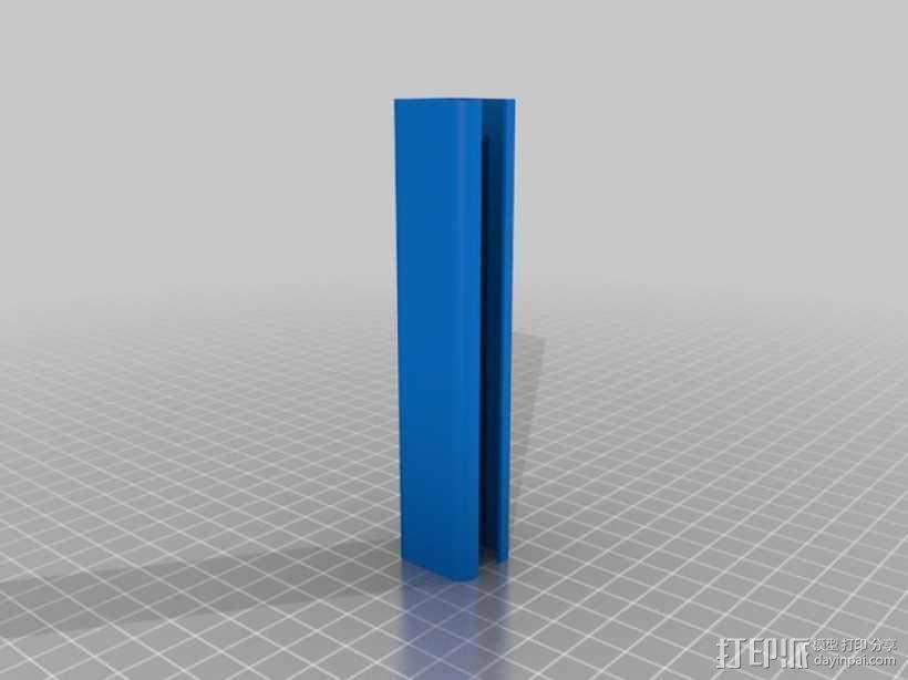 磁铁工具架 3D模型  图12