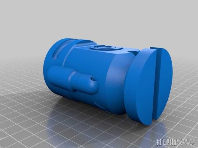 Crafty机器人 3D模型  图2