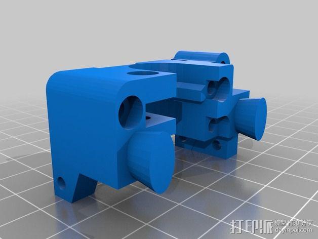 自动调平器 3D模型  图5