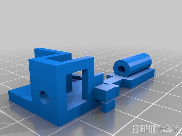 自动调平器 3D模型  图3