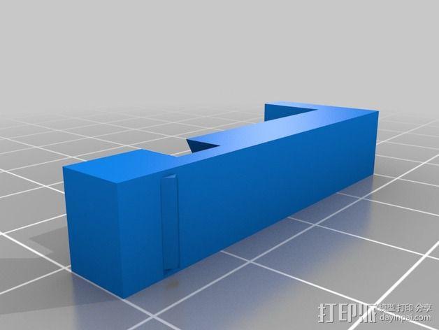 自动调平器 3D模型  图4