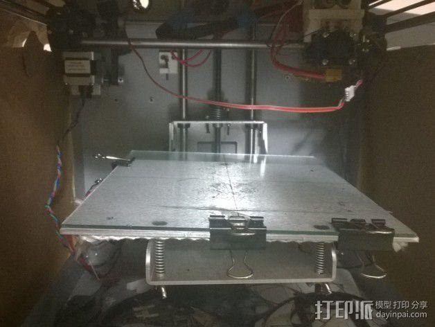 自动调平器 3D模型  图6