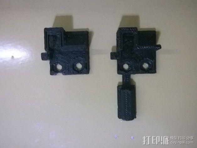 自动调平器 3D模型  图9