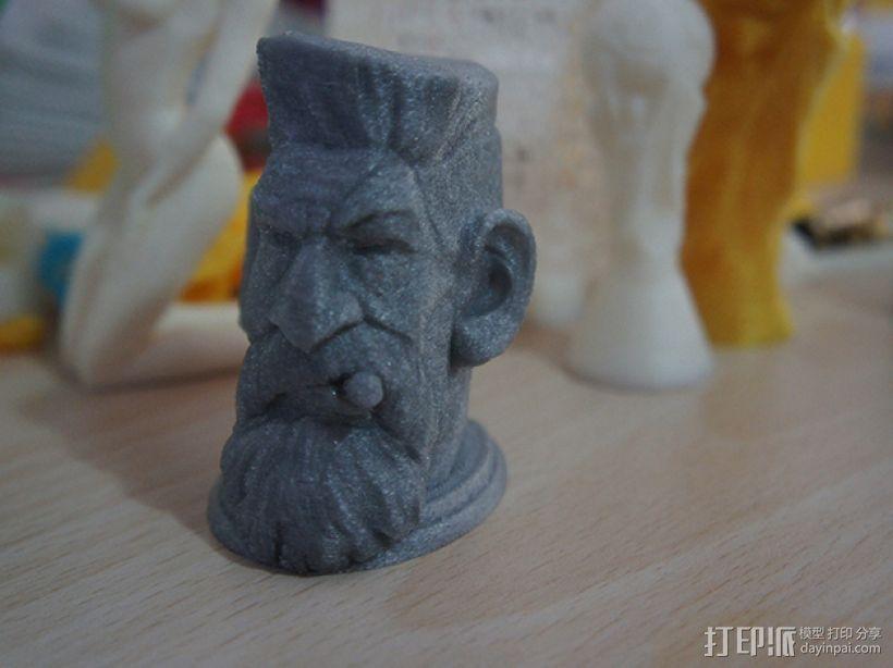 Jenny 3D打印机 3D模型  图15
