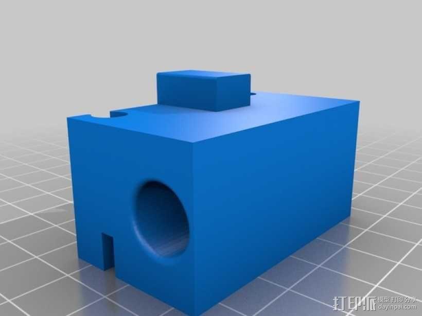 Jenny 3D打印机 3D模型  图18