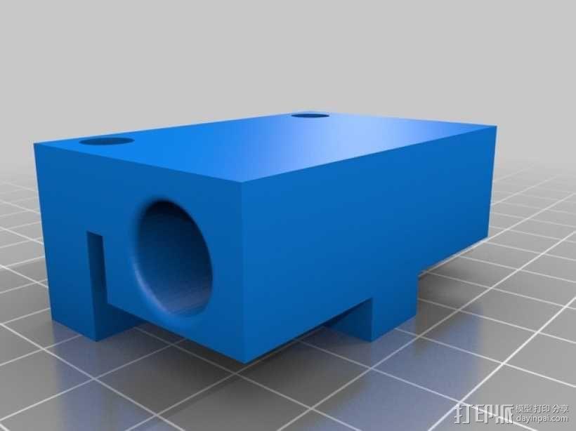 Jenny 3D打印机 3D模型  图19