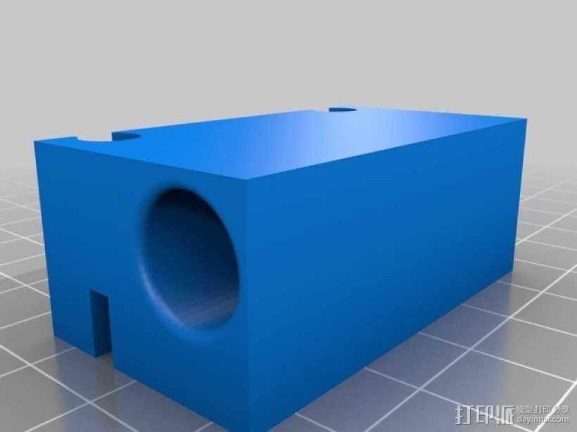 Jenny 3D打印机 3D模型  图20