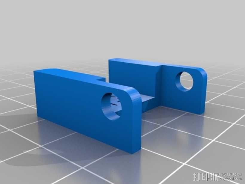 锚链 3D模型  图4