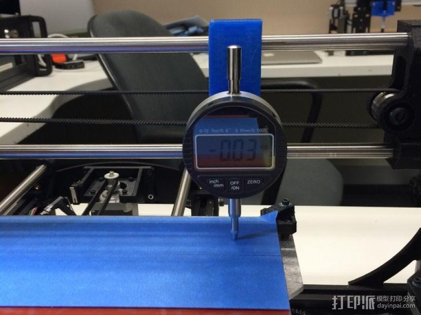 仪表盘支架 3D模型  图1