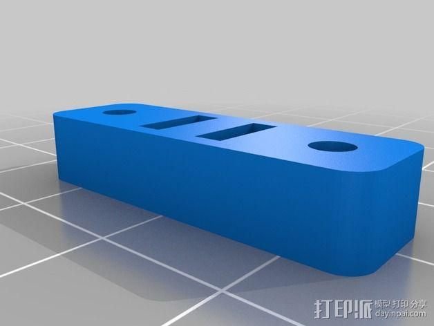 Printrbot 打印机部件 3D模型  图4