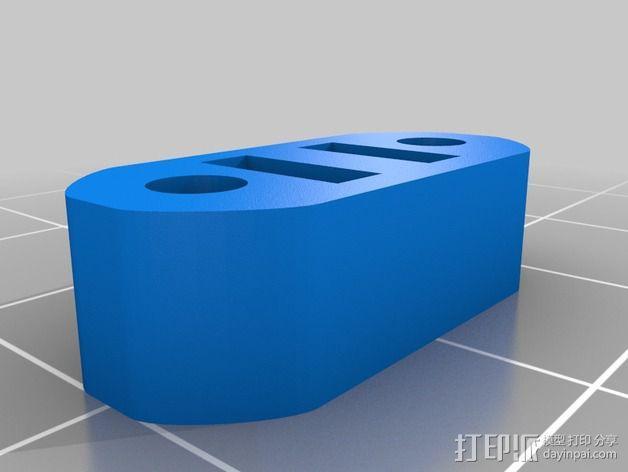 Printrbot 打印机部件 3D模型  图6