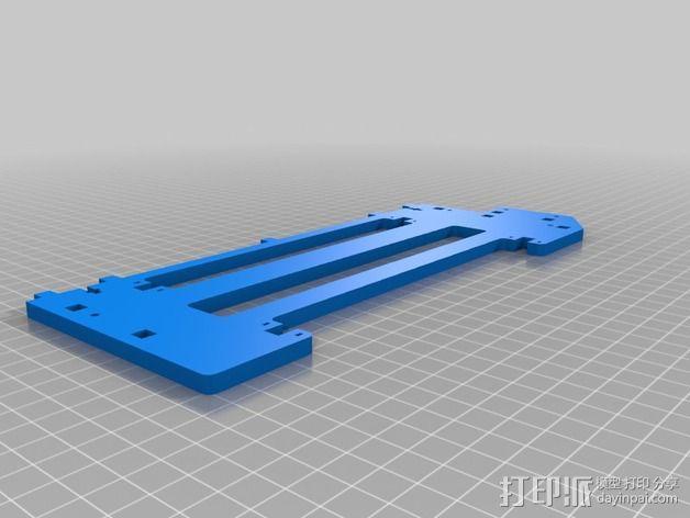 Printrbot 打印机部件 3D模型  图9