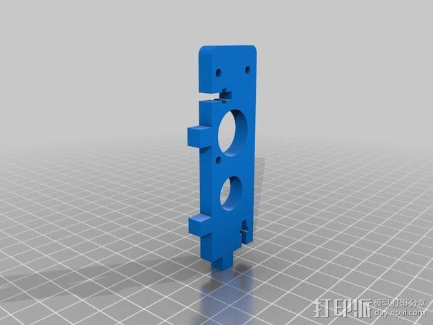 Printrbot 打印机部件 3D模型  图8