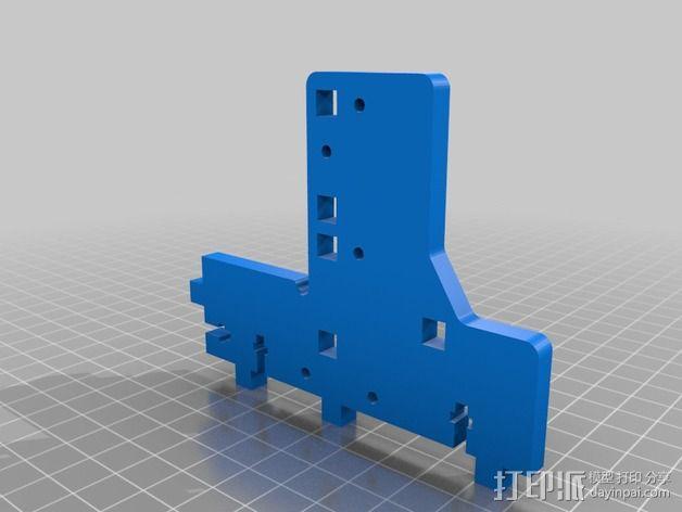 Printrbot 打印机部件 3D模型  图11