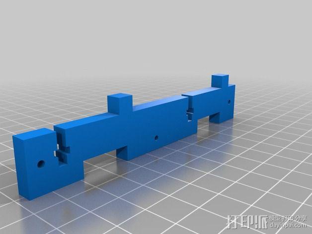 Printrbot 打印机部件 3D模型  图12